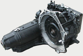 A rebuilt transmission for car