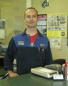 Jason Tolsma of Bullfrog Transmissions
