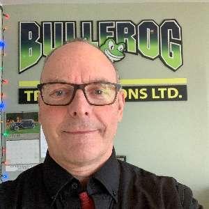 Wayne Kellow of Bullfrog Transmissions