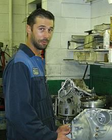 Team Member Owner Manager Technician Darcy Williamson