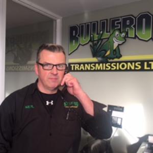 Neil Tregear of Bullfrog Transmissions